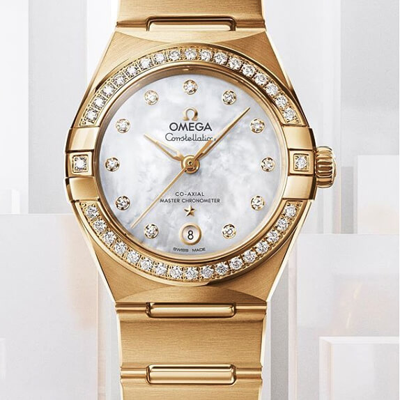 omega pulksteņu kolekcijas