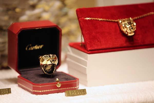Cartier juvelierizstrādājumi